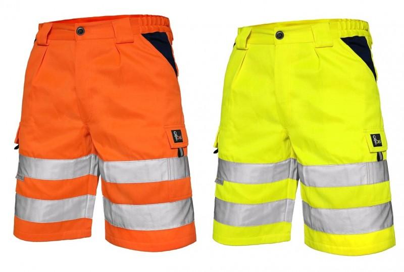 cb20e3837729 NORWICH výstražné krátke nohavice   OOPP.sk - Osobné Ochranné ...
