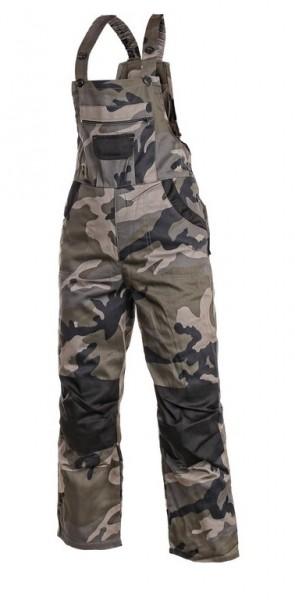 6724bbd22583 PINOCCHIO detské maskáčové nohavice s náprsenkou   OOPP.sk - Osobné ...